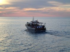Puesta de Sol desde Barcos Azules  #sunset