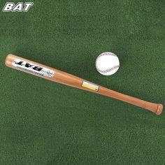 BAT Outdoor Sports Kitty Ball Solid Wood Baseball Bat Fitness Equipment Lightweight Unseix Traning Baseball Bat Child Hardness
