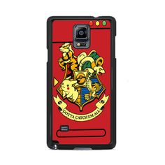Harry Potter Pokemon Samsung Galaxy Note 3|4  Cases