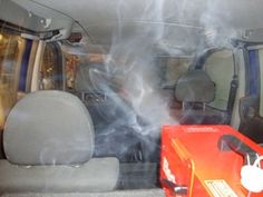 Ароматизация и устранение запаха в автомобиле.