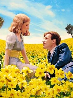 """"""" """"I have the rest of our lives to find out."""" Big Fish, love this movie so much Sweeney Todd, Movies Showing, Movies And Tv Shows, Big Fish Movie, Tim Burton Films, Ewan Mcgregor, Funny Tattoos, Film Movie, Movie Scene"""