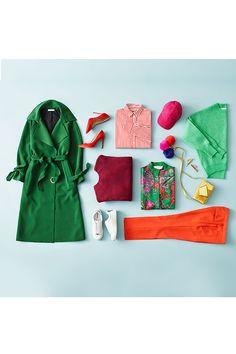 Editor's picks: Spring colours! #HMMagazine | Read more at H&M Magazine