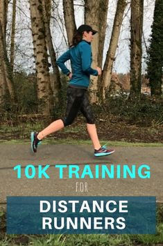 If you are used to running longer distances, 10K races can be intimidating. Follow these tips for 10K training for distance runners to run your best race!