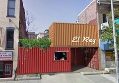 How El Rey, D.C.'s first shipping-container restaurant, was built on U Street
