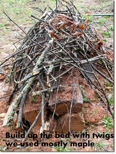A Recipe for a Hugelkultur Raised Bed | Permaculture Research Institute - Permaculture Forums, Courses, Information, News and Worldwide Repo...