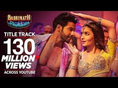 """Presenting most popular bollywood song of 2017 BADRI KI DULHANIA (Title Song) full video from the new Hindi movie """"Badrinath Ki Dulhania"""" starring Varun Dhaw. New Hindi Movie, Hindi Movies, Party Songs, Movie Songs, Dj Songs, Album Songs, Hindi Dance Songs, Indian Video Song, Kapoor And Sons"""