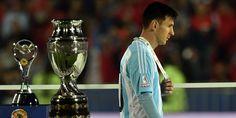 Messi Menolak Gelar Bola Emas Copa Amerika
