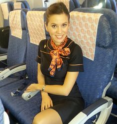 Stewardess #stewardess #hostess flight attendant flight attendants