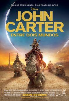 John Carter | País: EUA | Gênero: Ação,Aventura | Lançamento Nacional: 09/03/2012 | Distribuidor: Walt Disney Studios