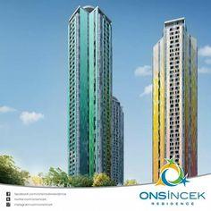 ONS İncek, Ankara'nın hızla gelişmekte olan yeni yerleşim merkezi İncek'te, yeni yaşam dinamikleri ile yükseliyor! #ONSİncek #Residence #konut #emlak #yaşam #şehir #renk #Ankara #güvenilir #İncek #yatırım #doğa #İncek #yaşam
