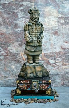 China's terracotta army by Kaykes