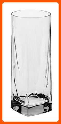 Luigi Bormioli Alfieri 14-Ounce Beverage Glasses, Set of 4 - Improve your home (*Amazon Partner-Link)
