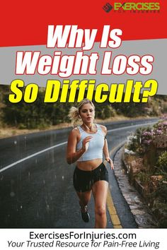 #WeightLoss can be difficult, but why is it? What can you do to see better progress?