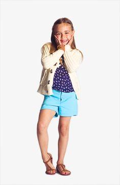Kids Exclusive Spring 2012 Lookbook. Meet Alyssa! http://kidsexclusive.com