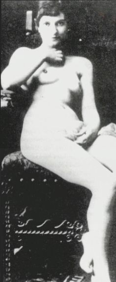Suzanne Valadon - (Impressionist painter who did not come from means and worked as a model for many years.)