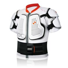 POC Spine VPD Tee Body Armor... rugby armor for the little guys in thE tight five