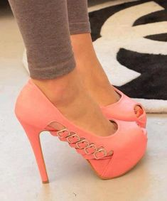 High Heels Shoe Trends 2014 http://ilovefreshfashion.blogspot.com