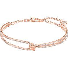 Bracelet Swarovski, Gold Bangle Bracelet, Swarovski Jewelry, Gold Bangles, Silver Bracelets, Sterling Silver Jewelry, Silver Ring, Jewelry Bracelets, Chain Jewelry