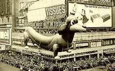 Macy's Thanksgiving Day Parade 1950s