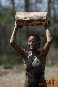 Tough Mudder-wish me luck - this will be me in 10 days!!
