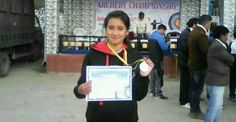 Darjeeling Girl Akanksha Set to Hit Bulls Eye at Junior National Archery Championship   While most of the kids of her age must be busy with their winter vacations and Valentines Day Akanksha Gurung is setting her arrows to hit the bulls eye.  Akanksha a 15 years old girl from Rose Bank Darjeeling has been selected to compete for the 38th Junior National Archery Championship which is to be held at Satara in Maharashtra between 20th and 25th February 2017.  Born to Mrs. Purnima and Mr…