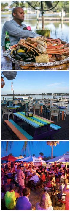 6 Fantastic Outdoor Dining Spots on Tybee Island