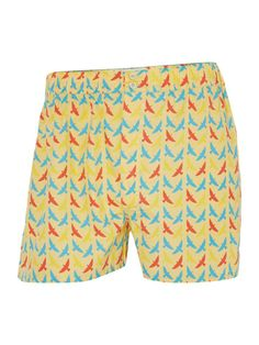 Syndicut | Birdform Print Boxer Shorts £25.00 #houseoffraser #POPatHOF