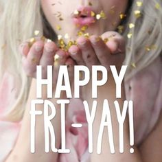 """Poshly on Instagram: """"It's Friday, and we totally missed this feeling! Have a great one Gorgeous! #TGIF #FRIYAY (#regram @nemesismcr)"""""""