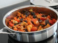 Eggplant and Tomato Caponata @allrecipes #AllrecipesFaceless #MyAllrecipes