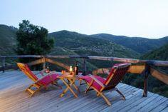 Bijzondere eco lodge- comfort ,eenvoud, en mooi natuur. Gerund door Nederlandsers met jong gezin.
