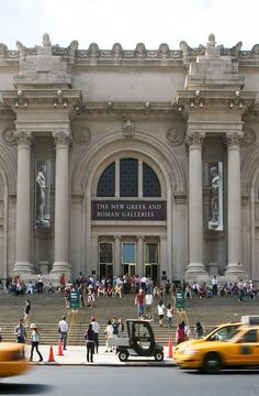"The Metropolitan Museum of Art -- Pair it with ""You Can't Take a Balloon into the Metropolitan Museum"" for pre-readers and ""The Mixed-Up Files of Mrs. Basil E. Frankweiler"" for young readers....both on our NYC book board. For more info, see our website and blog at: http://exploretheworldwithyourkids.com/new-york-city-top-ten-for-kids/"