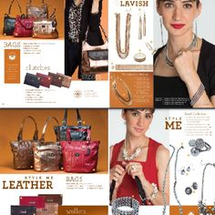 Create your own look & style LEATHER http://abrady.graceadele.us