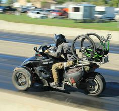Are you passionate of things that go fast on wheels but have a disability? With a little ingenuity and some guts you can get back behind the wheel to enjoy your favorite motorsports. From four wheeling to dirt track racing anything is possible with a little adaptation