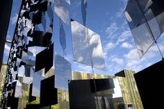 Increíble escultura de Julio Le Parc