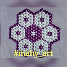 Beadwork, Beading, Doilies, Table Runners, Coasters, Blanket, Ornaments, Fun, Handmade Crafts