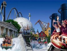 Europa Park, Rust, Germany