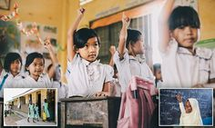 UK pledges £100mn for education for 175,000 of world's schoolgirls #DailyMail