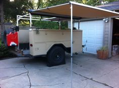 tool bed trailer - Google Search