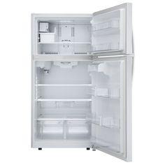 "Kenmore - 79432 - 23.8 cu. ft. 33"" Top-Freezer Refrigerator w/ Internal Water Dispenser - White | Sears Outlet"