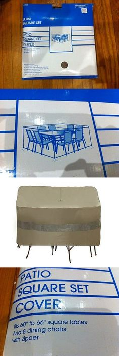 outdoor furniture covers 177031 round patio table and chairs set