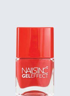 Nails inc Regents Park Place Gel effect Nail polish £15.00