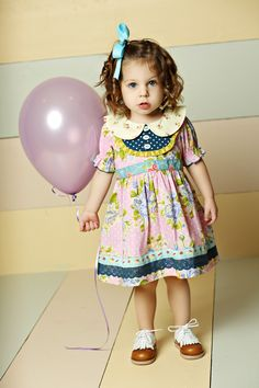 Good Hart, Spring 2013: Veranda Dress - Matilda Jane Girls Clothing