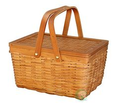 Utilizing the classic picnic basket design, the Piccadilly Willow Picnic Basket is a throwback to a simpler time when having a picnic in the park was a grand af Picnic Cooler, Picnic Set, Family Picnic, Picnic In The Park, Seagrass Storage Baskets, Wicker Hamper, Wicker Picnic Basket, Hanging Baskets, Family Gift Baskets