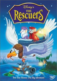 The Rescuers. Love this movie, one of my favorites growing up