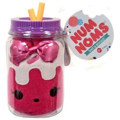 Num Noms Surprise in a Jar Raspberry Cream Plush, Multicolor Unicorn Birthday Parties, Birthday Gifts, Num Noms Toys, Baby Doll Diaper Bag, Barbie Doll Set, Cool Packaging, Hello Kitty Collection, My Little Baby, Lol Dolls