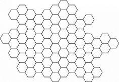 azulejo patrón de panal de abeja colmena hexágono Foto Gratis