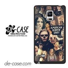 American Horror Story DEAL-703 Samsung Phonecase Cover For Samsung Galaxy Note Edge