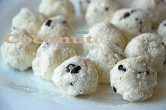 Beauty Talk and Lifestyle: Sugar Free: Coconut Cheese Balls. Без Цукру: Кокос...