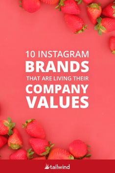 10 Instagram Brands That Are Living Their Company Values - Living your company values on Instagram makes a difference in your success on social. Get pointers from these ten brands who are doing it right! #brandvalues #Instagramtips #Instagramsuccess Facebook Marketing, Online Marketing, Business Marketing, Media Marketing, Business Entrepreneur, Marketing Ideas, Content Marketing, Digital Marketing, Instagram Design