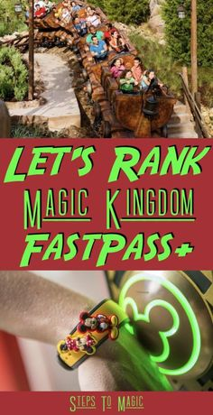 In the Magic Kingdom, FastPass+ reservations can dramatically increase your ability to see more in less time through proper planning. **Please note that attractions are added and subtracted from the FastPass+ roster throughout the year depending on crowds, refurbishments and other events that are out of our control.** What is FastPass+? This is Walt Disney …